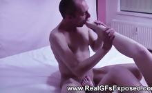 Sexy Sandys Fetish Footjob